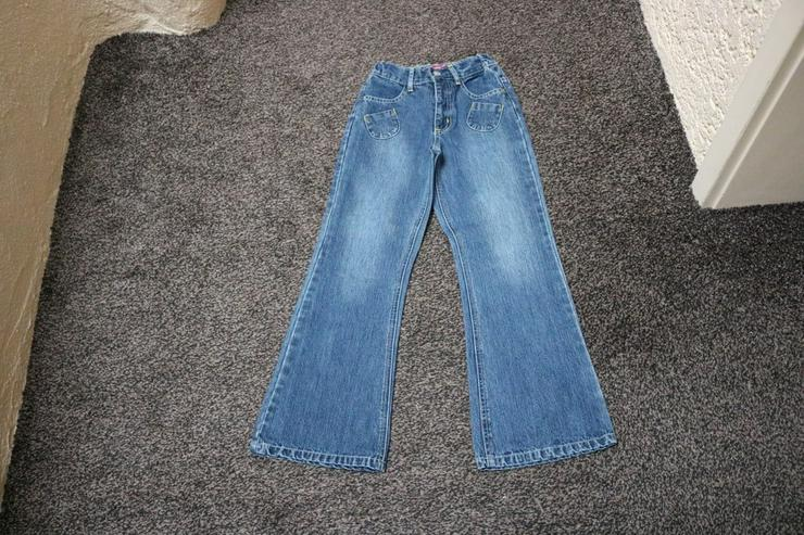 Jeans, NEU, Gr. 128, stone, Exit