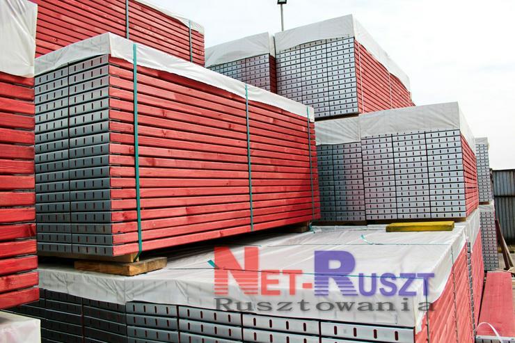 Bild 3: TOP Bau/Fassadengerüst! 877,5 qm! Holzboden