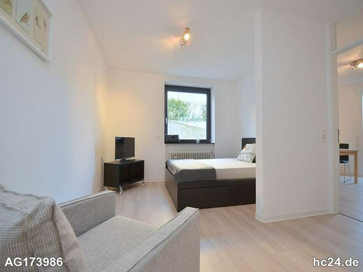 Exklusive, modern möblierte Wohnung in Stuttgart Degerloch - Wohnen auf Zeit - Bild 1