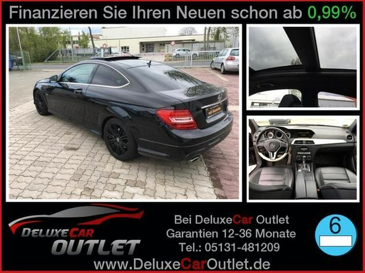 MERCEDES-BENZ C 250 CDI DPF Coupe MwSt Netto 12.521? Voll Leder.. - C-Klasse - Bild 1
