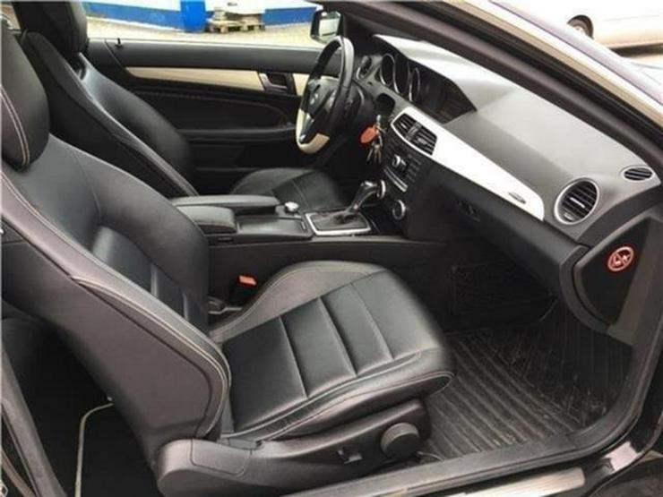 Bild 7: MERCEDES-BENZ C 250 CDI DPF Coupe MwSt Netto 12.521? Voll Leder..
