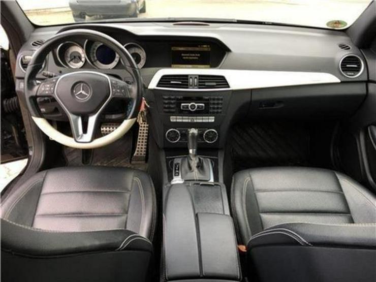 Bild 4: MERCEDES-BENZ C 250 CDI DPF Coupe MwSt Netto 12.521? Voll Leder..