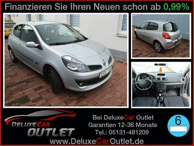RENAULT Clio Dynamique III,Klima,Scheckheft,Multifunktion..