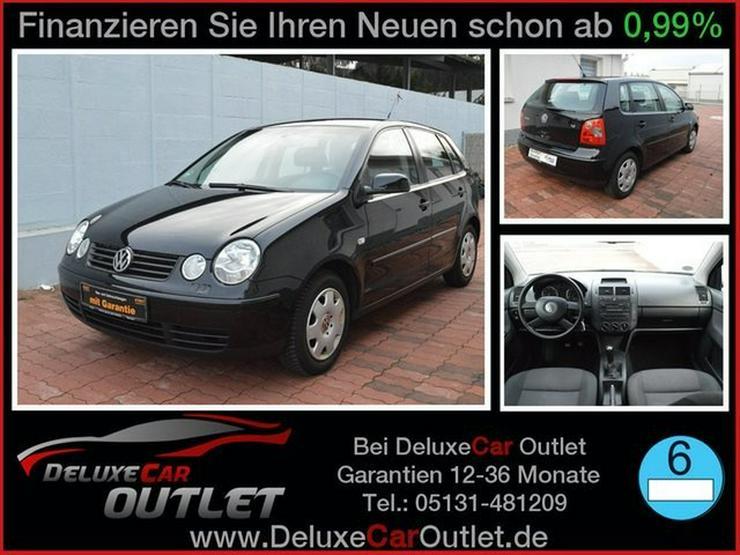VW Polo Cricket,klima,5Türer, CD,Servo,HU/AU..