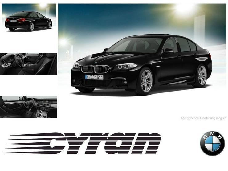 BMW 530dA Lim. M-Sportpaket Navi Prof. Xenonlicht