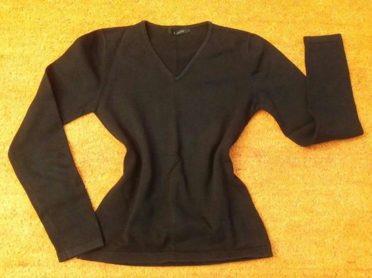 Damen Pullover V Ausschnitt leicht Gr.S