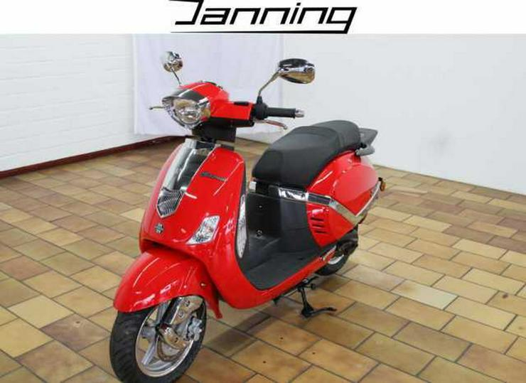 MOTOWELL Retrosa 50 2T 4 Jahre Garantie 25 + 45 km/h