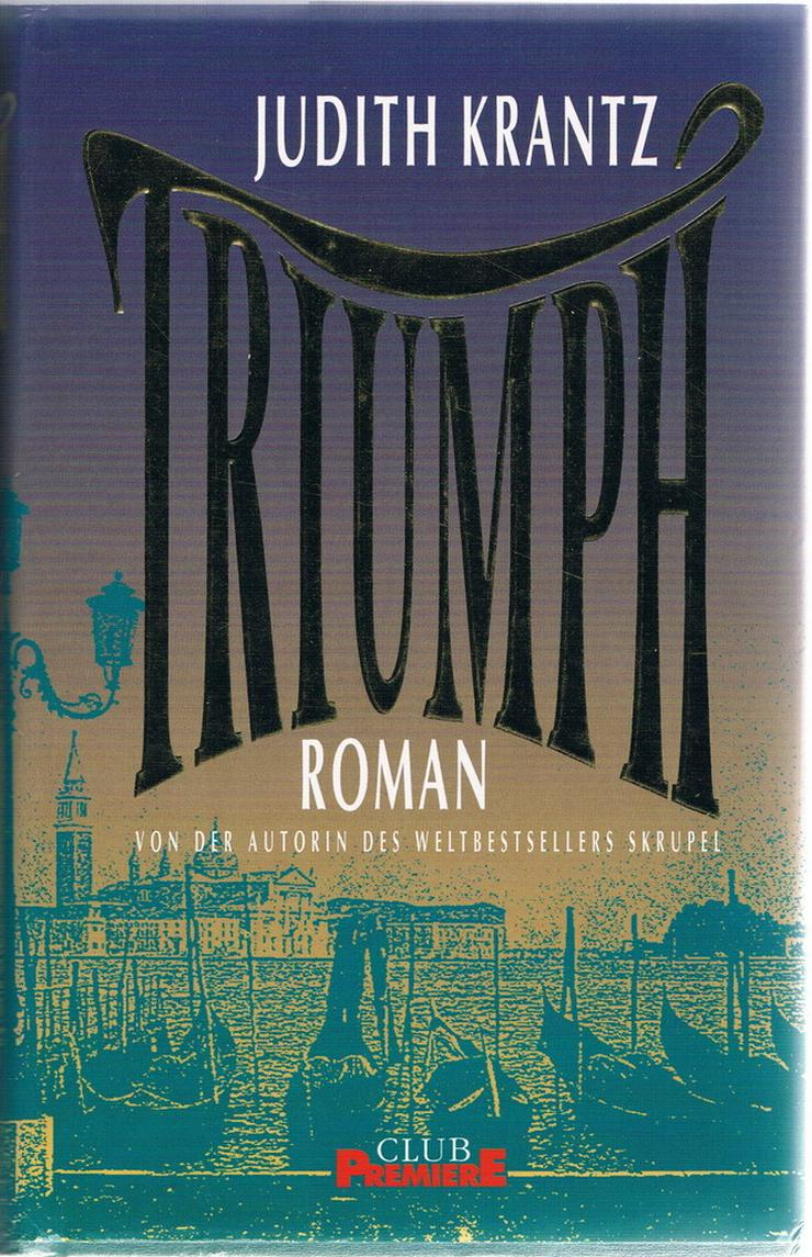 Bild 4: Triumph & Mistrals Tochter: 2 Romane