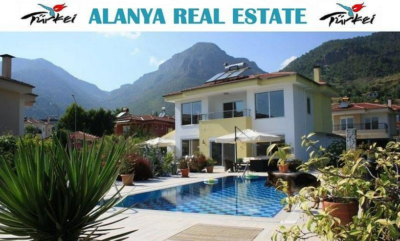 Exclusive Luxusvilla in Alanya / Oba