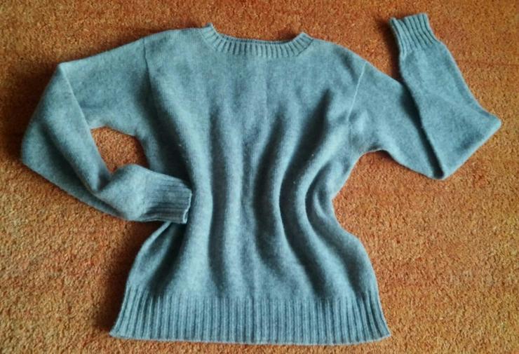 Damen Pullover Woll-Strick edel Gr.M