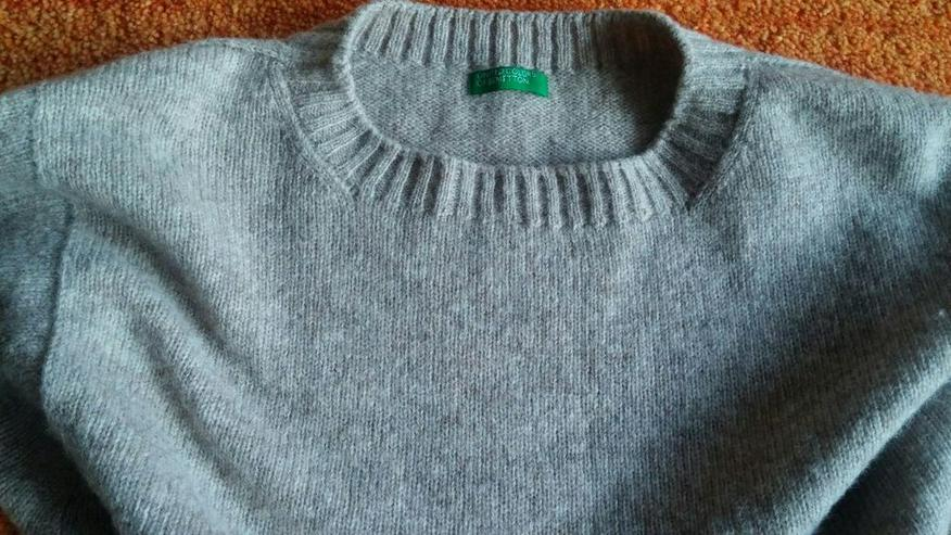 Bild 3: Damen Pullover Woll-Strick edel Gr.M