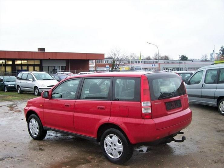 Bild 6: HONDA HR-V 4WD 1,6- Allrad-Klima-AHK- Zahnriemen Neu!