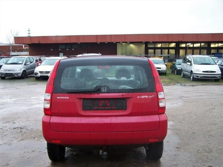 Bild 5: HONDA HR-V 4WD 1,6- Allrad-Klima-AHK- Zahnriemen Neu!