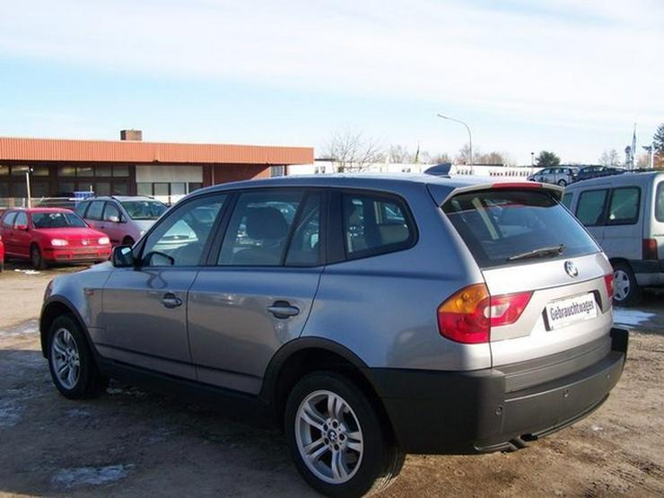 Bild 6: BMW X3 3.0d Automatik