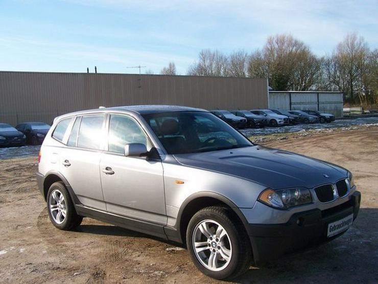 Bild 3: BMW X3 3.0d Automatik