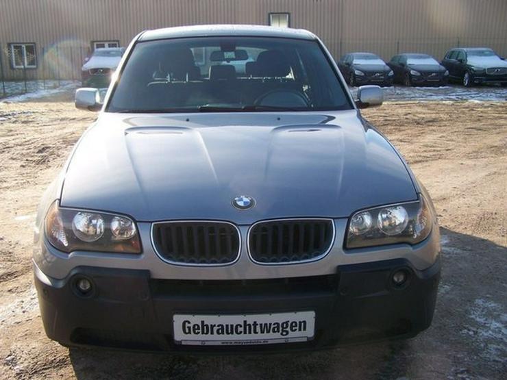 Bild 2: BMW X3 3.0d Automatik