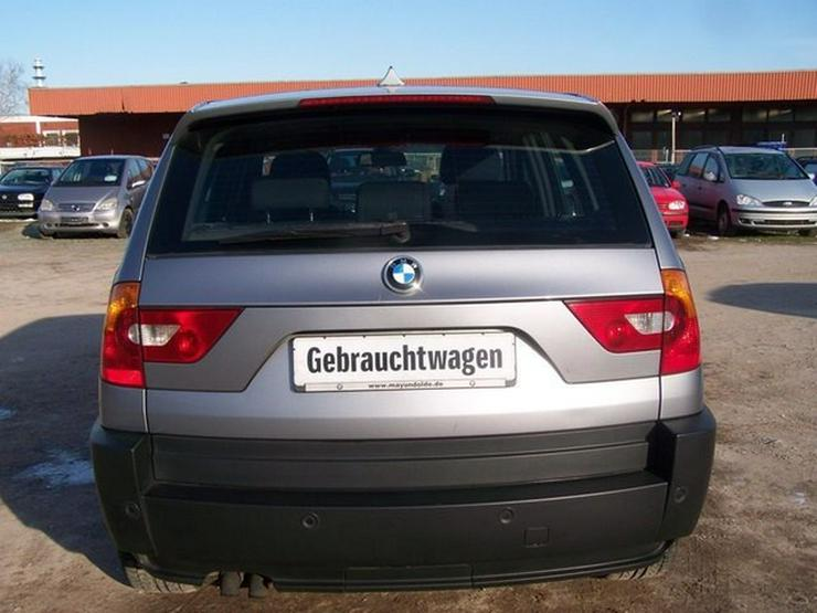 Bild 5: BMW X3 3.0d Automatik