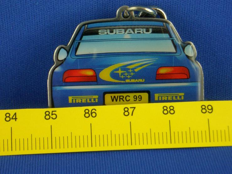 Bild 3: Subaru Impreza / Schlüsselanhänger