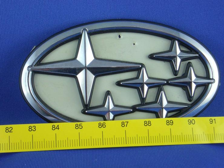 Bild 3: Subaru altes Emblem