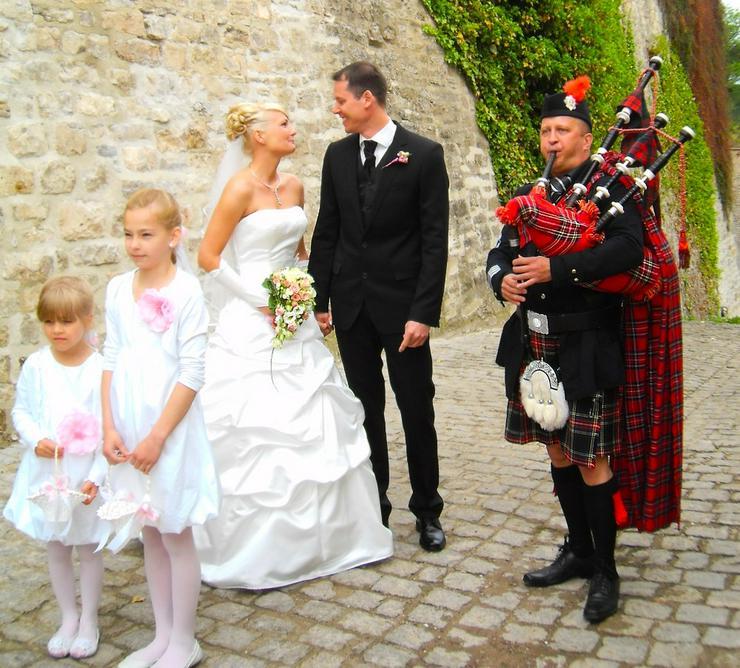 DUDELSACKSPIELER - BERLIN - WEDDING - PARTY