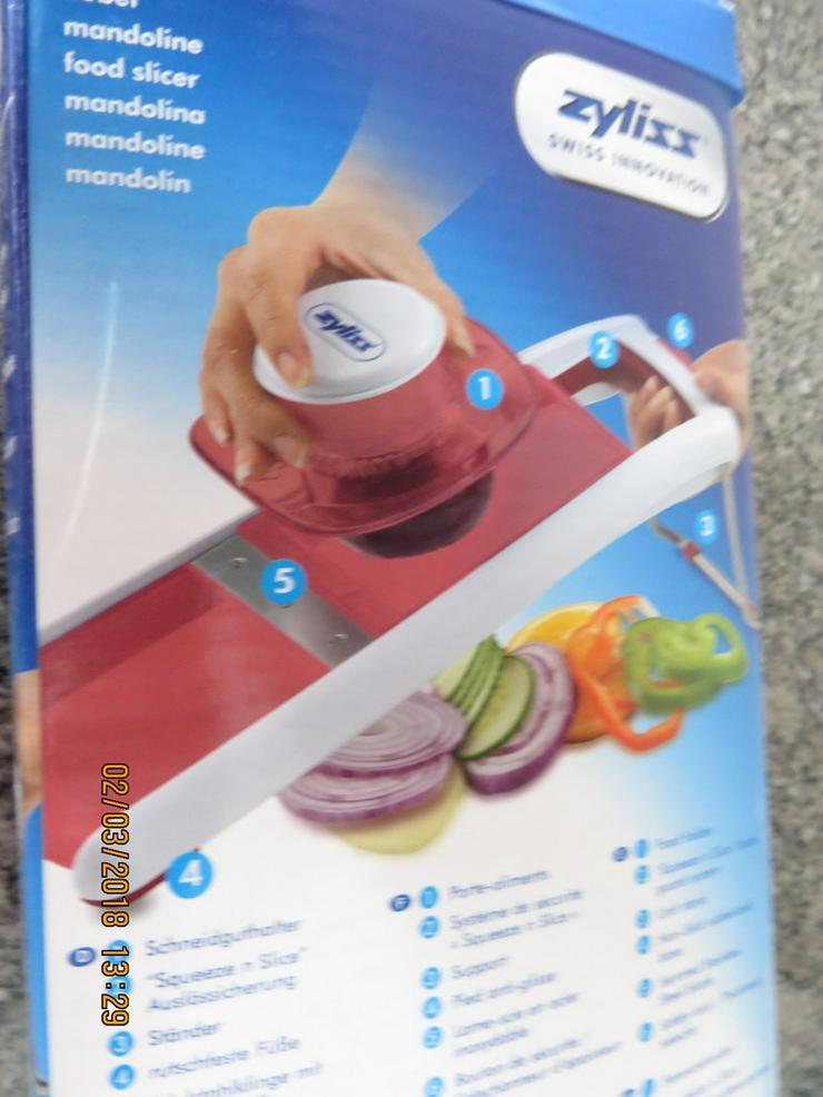 Bild 2: Zyliss Smart Slice Hobel