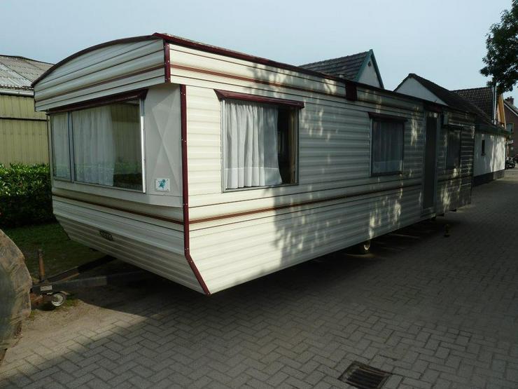 Starcaravan  auf Campingplatz zu verkaufen