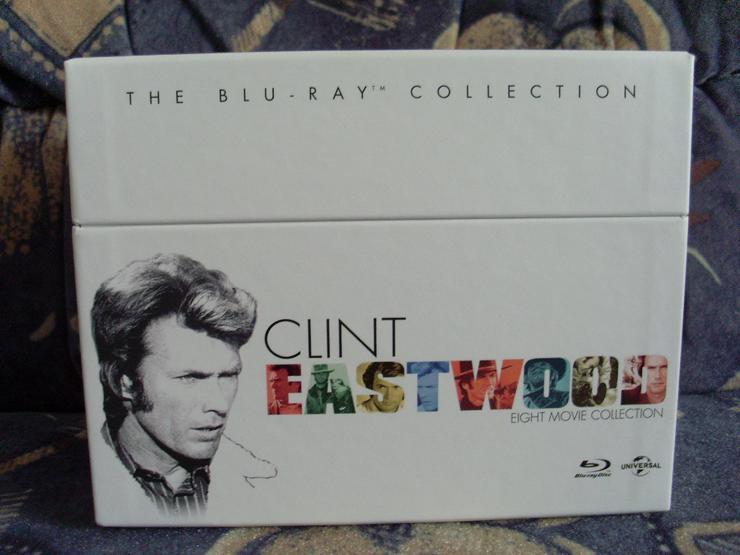 Bild 5: Clint Eastwood 20 Blue Ray Film Collection NEU