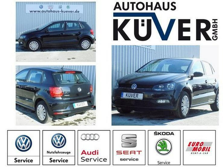 VW Polo 1,4 TDI Klima Sitzheizung Bluetooth