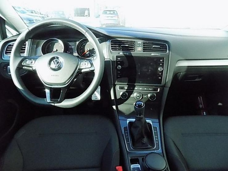 Bild 6: VW Golf 7 1,6 TDI Comfortline FL Navi ACC-210 Alu16