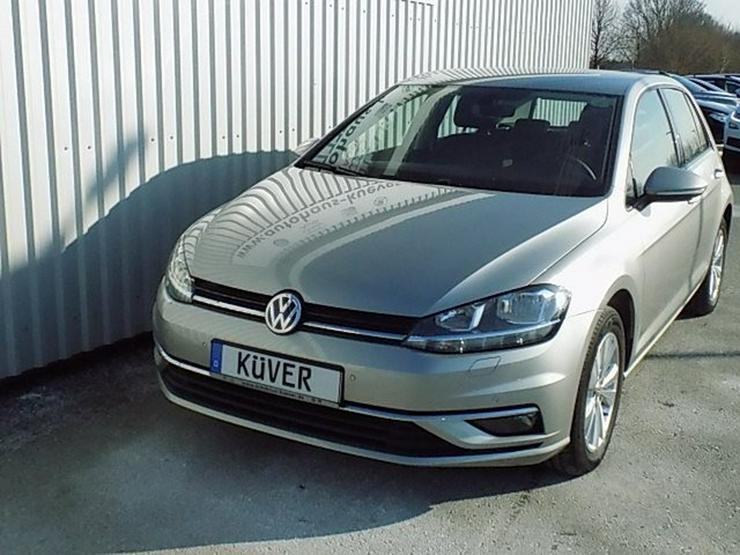 Bild 2: VW Golf 7 1,6 TDI Comfortline FL Navi ACC-210 Alu16