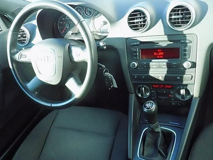 Bild 6: AUDI A3 Sportback 1,4 TFSI Xenon Sitzheizung