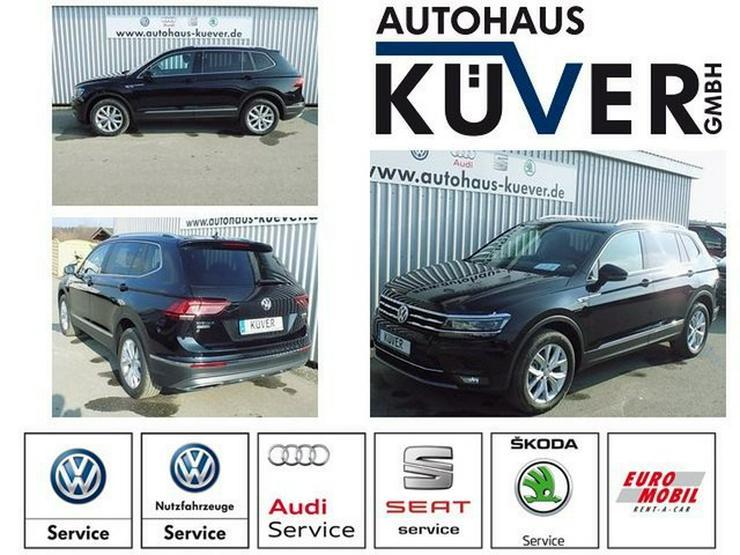 VW Tiguan Allspace 2,0 TDI Highline DSG AHK 7-S - Tiguan - Bild 1