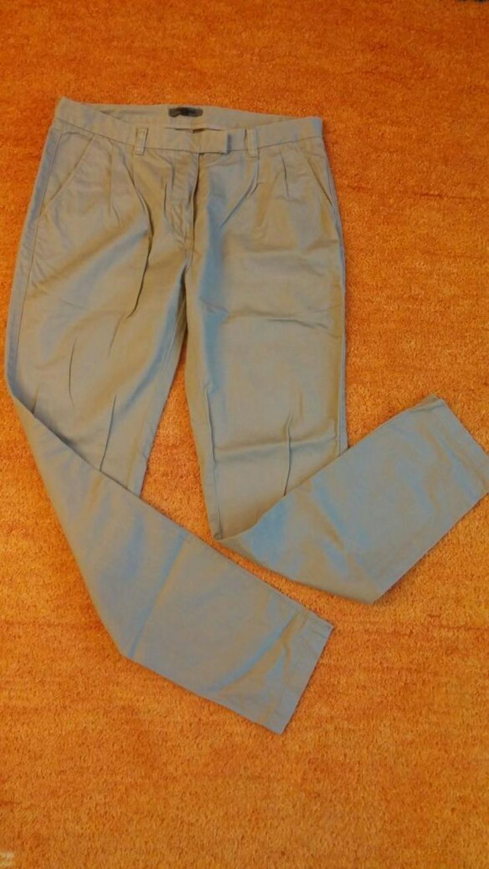 Damen Hose Jeans Stoff Hose Gr.M