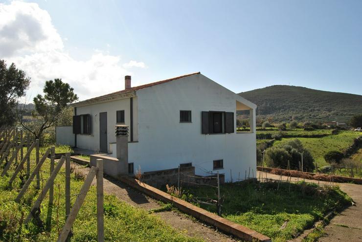 Bild 2: Landhaus mit Weinberg, Bosa, Sardinien, Italien
