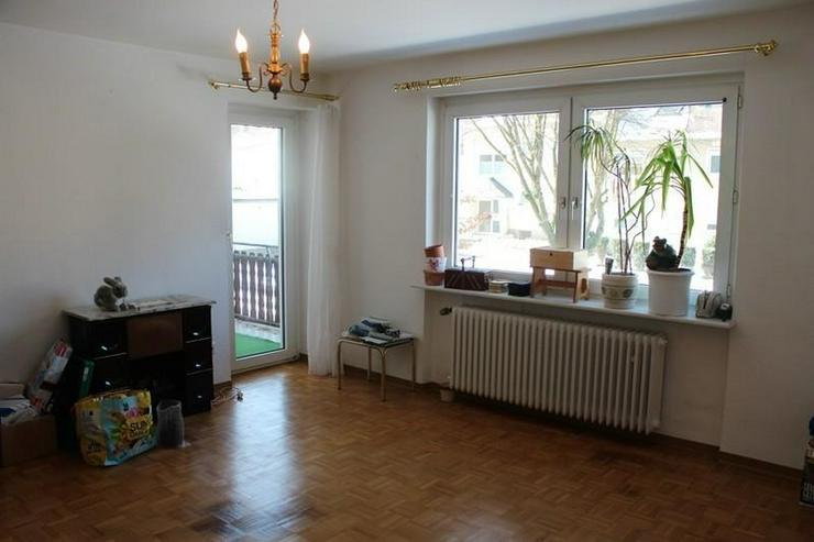 Bild 5: Kastellaun: 3 Zi. Wohnung mit Garage, Balkon, Keller und Gartenbenutzung - von Schlapp Imm...