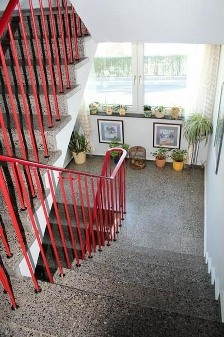 Kastellaun: 3 Zi. Wohnung mit Garage, Balkon, Keller und Gartenbenutzung - von Schlapp Imm...