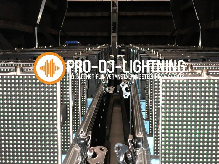 Bild 2: LED Videowall Videowand Outdoor Indoor mieten