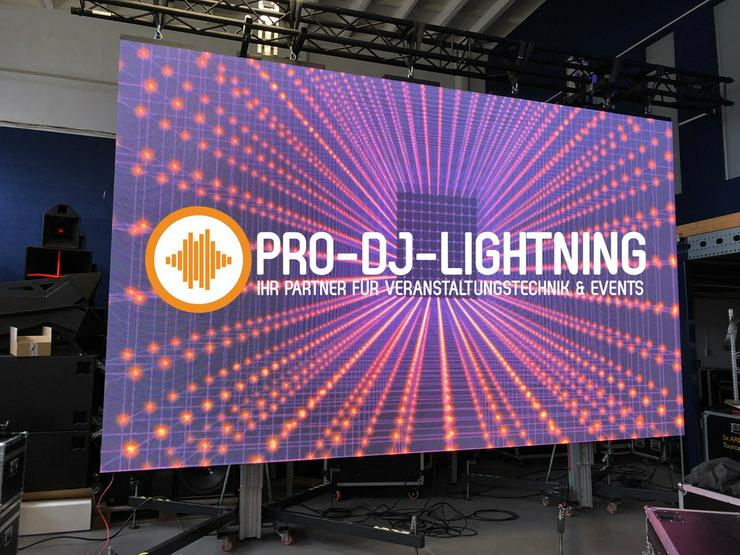 LED Videowall Videowand Outdoor Indoor mieten - Bild 1