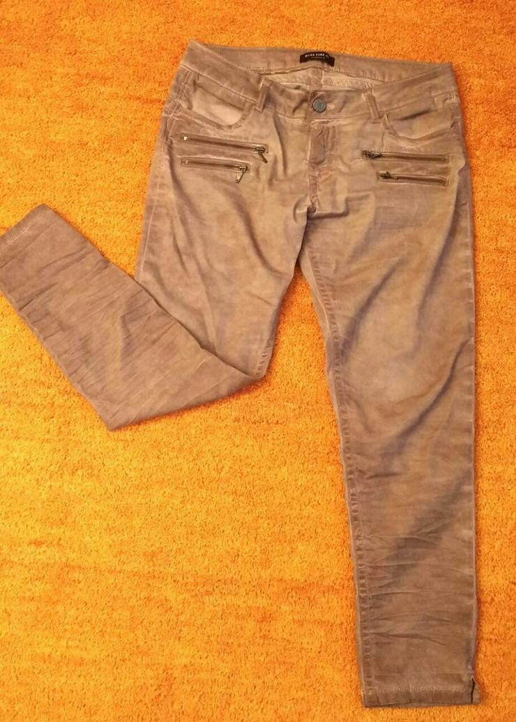 Damen Hose verwaschener Optik Gr.40