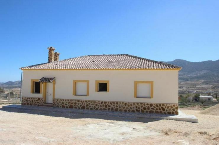 Bild 1: Neubau Villa