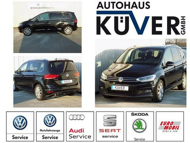VW Touran 2,0 TDI Highline DSG LED ACC 7-Sitze