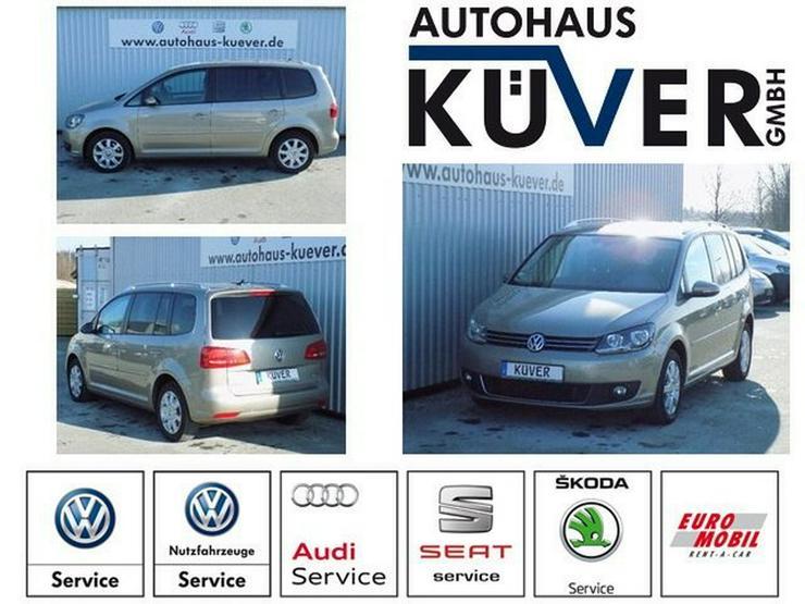 VW Touran 1,4 TSI Comfortline Life DSG Navi AHK