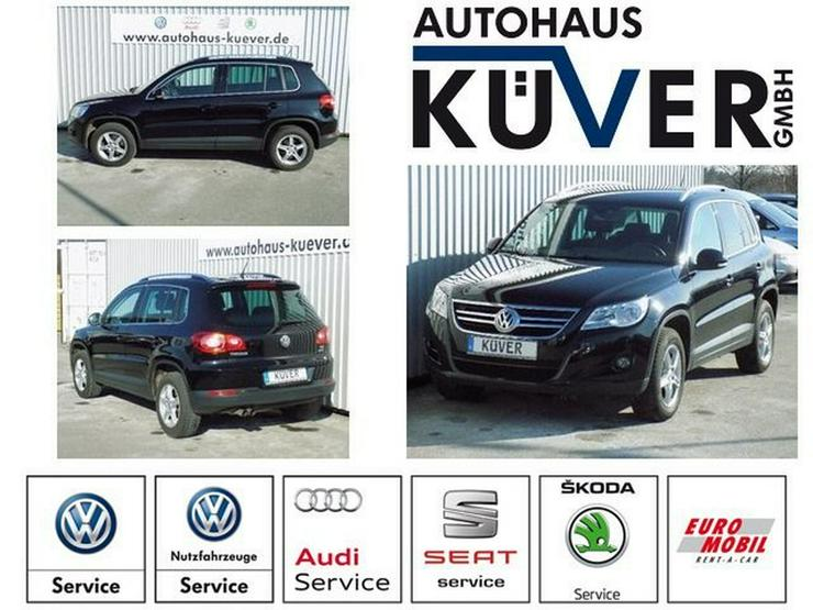 VW Tiguan 1,4 TSI Sport + Style Tempomat Alu17''