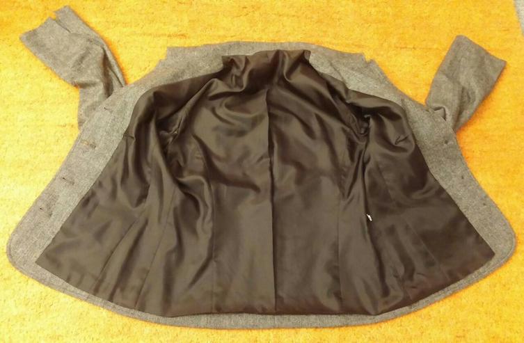 Bild 2: Damen Jacke Edel Eleganter Woll Blazer Gr.38