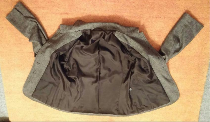 Bild 3: Damen Jacke Edel Eleganter Woll Blazer Gr.38