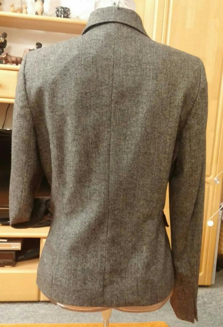 Bild 4: Damen Jacke Edel Eleganter Woll Blazer Gr.38