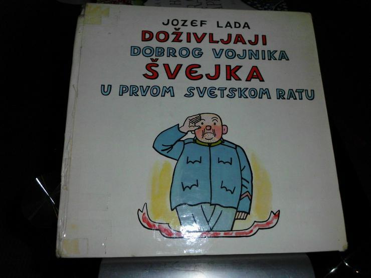 Soldat Schweik v. Jozef lada 1965  € 15 + - Fremdsprachige Bücher - Bild 1
