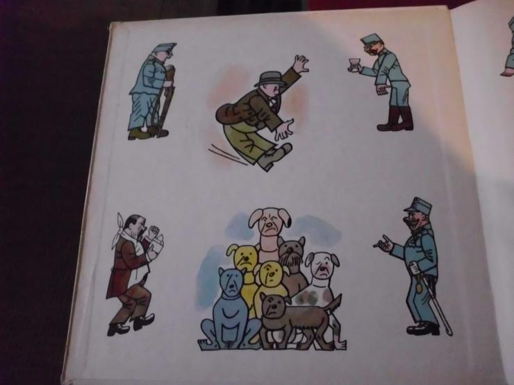 Bild 3: Soldat Schweik v. Jozef lada 1965  € 15 +