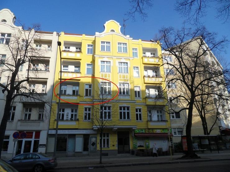 * Nahe Schloss Charlottenburg - NEU saniert, Balkon, Tegeler Weg * - Wohnung mieten - Bild 1