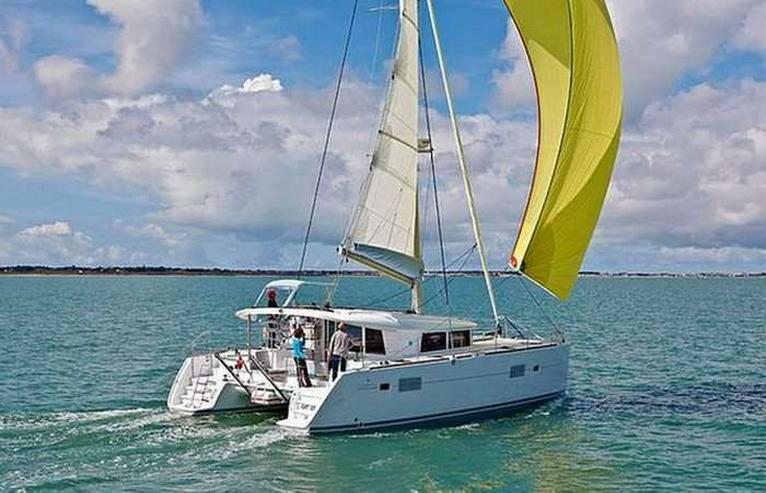 Bild 4: Charter Lagoon 400 S2 - 4 + 2 Kabinen